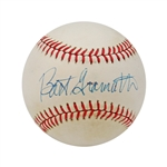 Bart Giamatti Autographed 1989 All-Star Game Baseball (John Hirschbeck LOA)