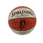 WNBA 2000 All Star Game 31 Signature All Star Basketball (JSA Authenticated)
