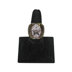 Troy Aikman Dallas Cowboys 1992-93 Super Bowl XXVII Salesman Sample Ring