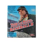 Tony LaRussa Autographed Video Game Box (Personalized to Michael) (John Hirschbeck LOA)