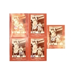 Lot of 5 Father and Son Autographed A Tribute To Baseballs Familial Thread Books