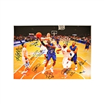 Syracuse University Multi-Signed 16x20 Vs Seton Hall