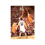"Hakim Warrick Autographed ""The Block"" 17x24 Photo JSA"