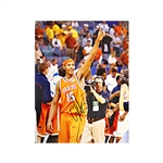 Carmelo Anthony Autographed 8x10 Photo JSA