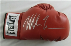 Mike Tyson Autographed Everlast Right Hand Boxing Glove JSA