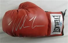 Mike Tyson Autographed Everlast Left Hand Boxing Glove JSA