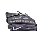 Mariano Rivera New York Yankees Autographed and Inscribed Game Used 2004 All-Star Game Nike Glove (Steiner)