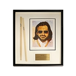 Ringo Starr Autographed Drum-Stick Collage Limited Edition 145/500 (Gartlan)