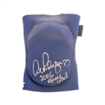 Alex Rodriguez Autographed and Inscribed 2006 Game Used Benik Elbow Guard (MVP LOA)