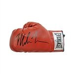 Mike Tyson Autographed Left Hand Everlast Boxing Glove (JSA)