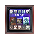 Rascal Flatts 3D Pop-Out Album Covers 27x27 Collage