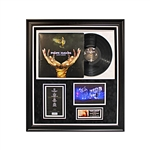 Imagine Dragons 28x31 Framed Vinyl Record Collage